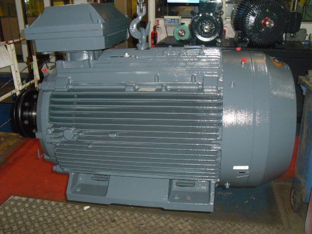 200Kw after repair
