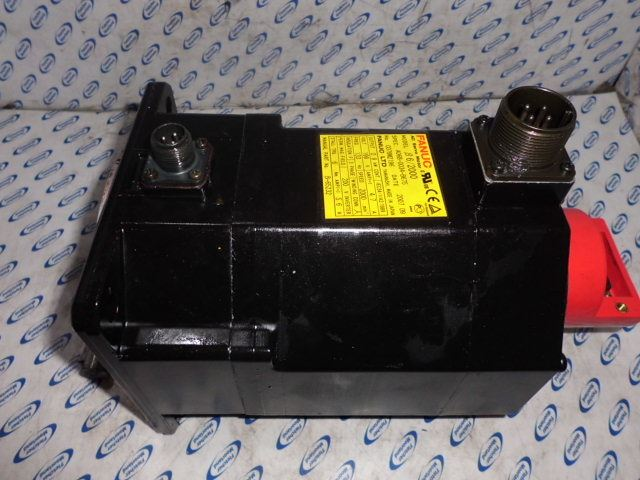 fanuc motor before repair