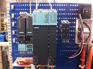 Siemens s120 servo drive repair