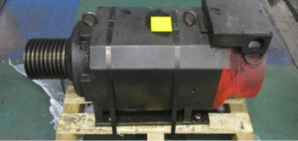 Fanuc Spindle motor repair
