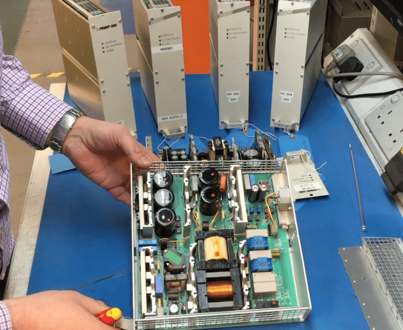 Repairing automation equipment has a valid place in obsolescence management